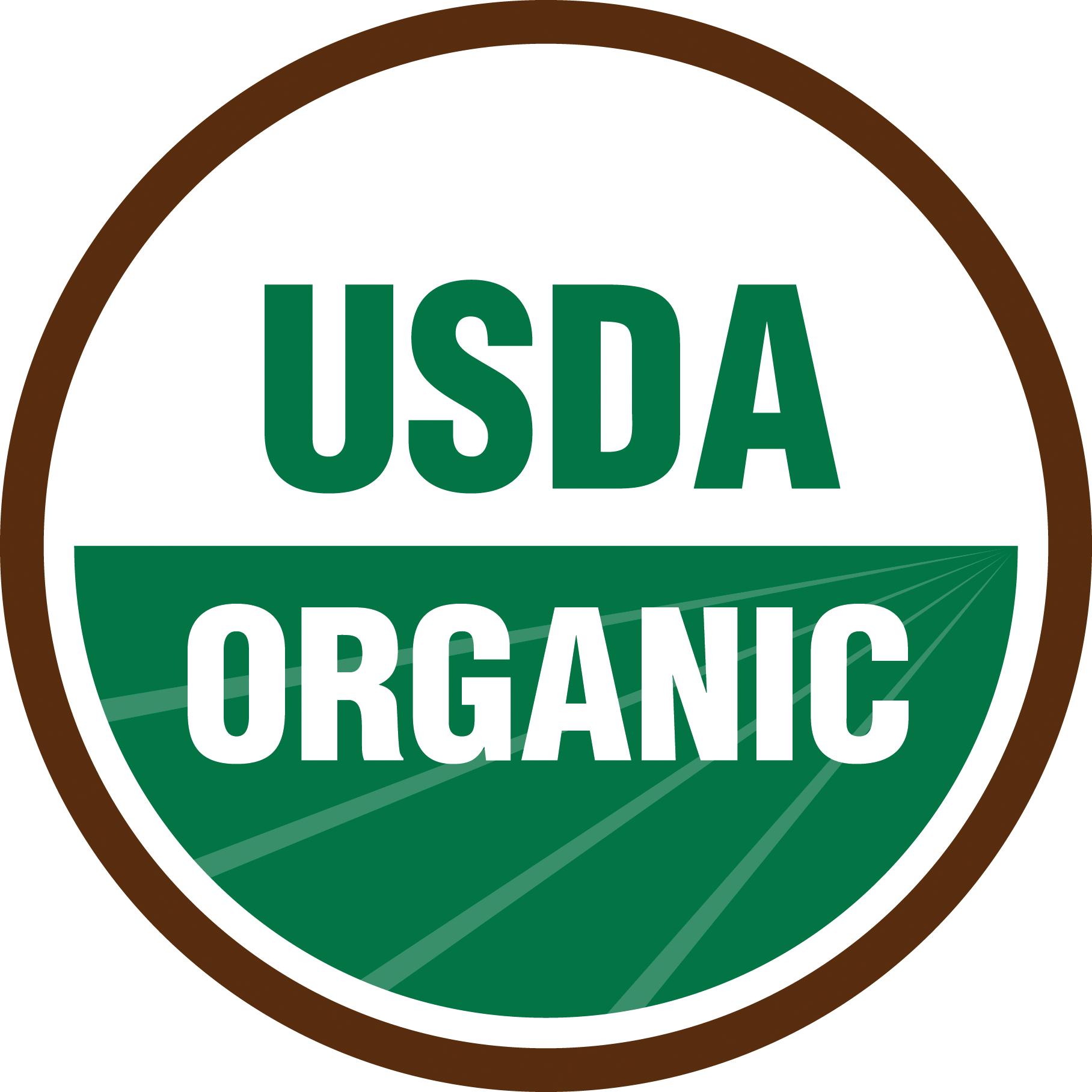 CHỨNG NHẬN HỮU CƠ USDA