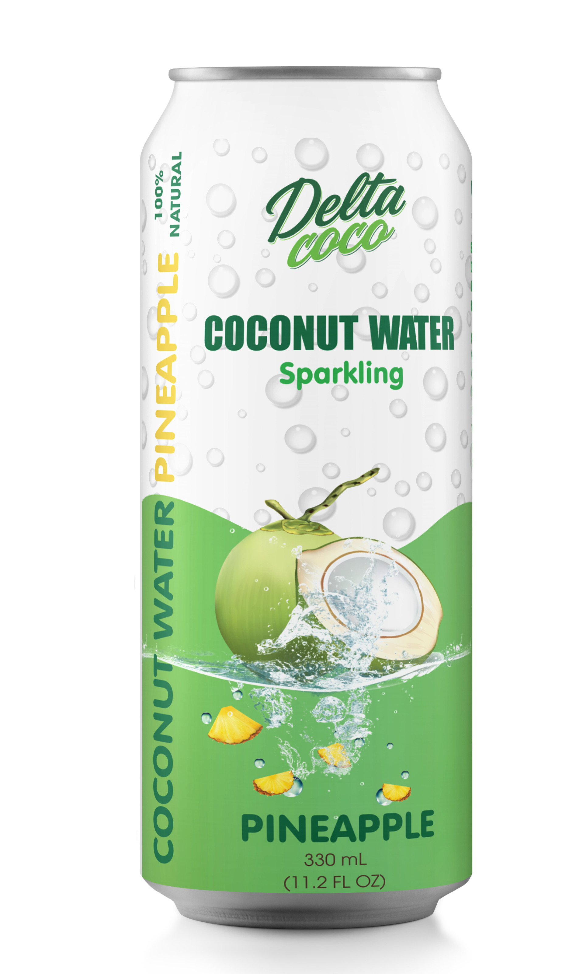 SPARKLING COCONUT WATER
