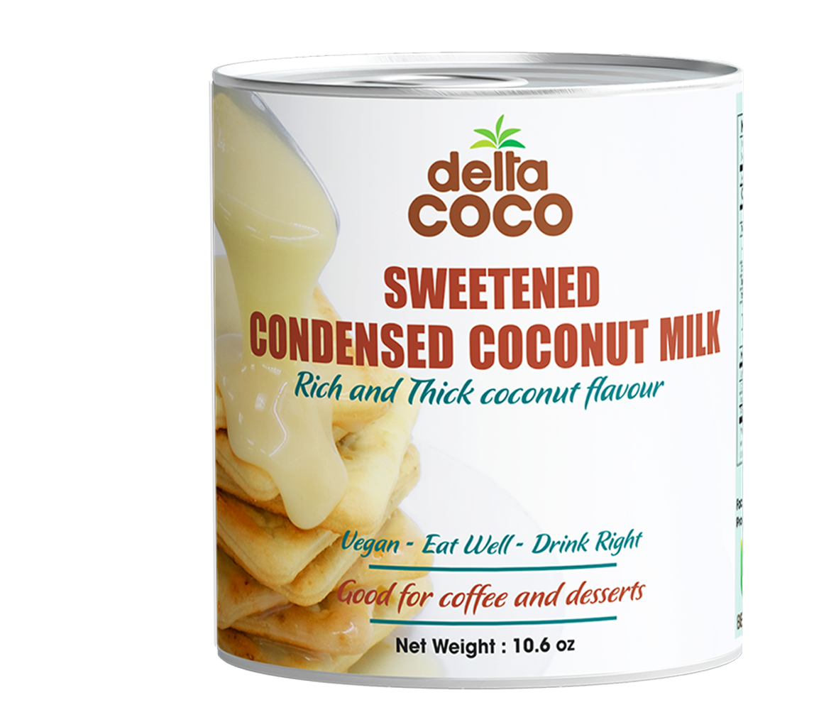 SWEETENED CONDENSED COCONUT MILK